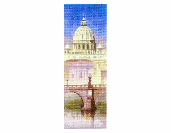 St Peters, Rome Cross Stitch Kit